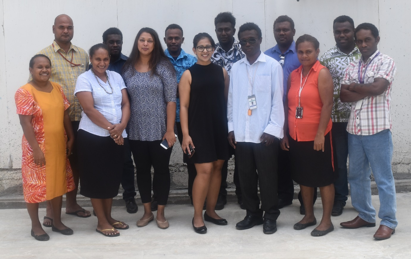 Twinning support to Office of the Auditor-General Solomon Islands, Phase 3, Honiara, Solomon Islands